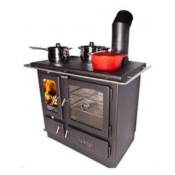 Boru - Ellis Wood Burning Cook Stove - - Output: 27,500 btu/hr