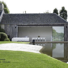 Contemporary Exterior by LUXEHEAT