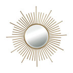 Sterling Industries - Sterling Industries 132-005 Mid Century Style Wall Mirror - Mirror (1)
