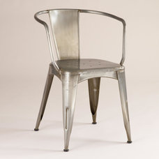 Industrial Dining Chairs by Cost Plus World Market