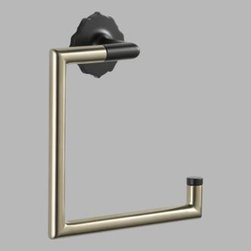 Brizo - Brizo - Jason Wu for Brizo - Towel Ring - 694660-BN - Brushed Nickel Finish