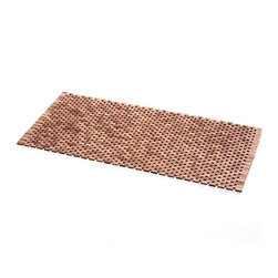 WS Bath Collections - Tapie 7215.08 Shower Mat - Tapie 7215 by WS Bath Collections Shower Mat in Teak Wood