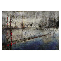 """Surya Rugs - Wall Art - Stock 36"""" x 48"""" - Design Name: RWL-3067. Size: 36"""" x 48"""". Note: Image may vary from actual size mentioned."""