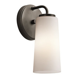 Kichler Lighting - Kichler Lighting Whitley Transitional Wall Sconce X-ZO97924 - Kichler Lighting Whitley Transitional Wall Sconce X-ZO97924
