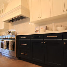 Kitchen Cabinetry by Arts Custom Woodcrafting Inc.