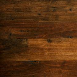 Unfinished Reclaimed Antique Walnut - Unfinished Reclaimed Antique Walnut Flooring