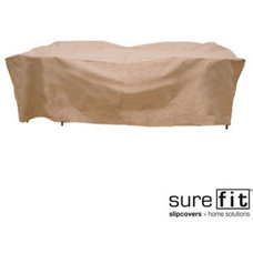 Originals And Limited Editions Sure Fit Deluxe Rectangle Table/Chair Set Cover