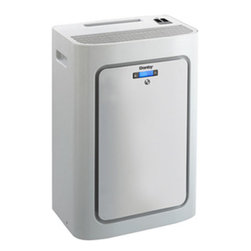 Danby - Danby 8,000 BTU Portable Air Conditioner - Get ready for summer with this 8000 BTU cooling capacity portable air conditioner. With a coverage area of 250 Square. ft. this air conditioner is perfect for your living room.
