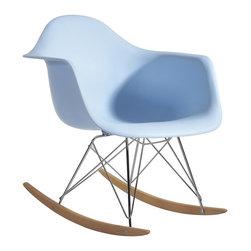Rocker Arm Chair -