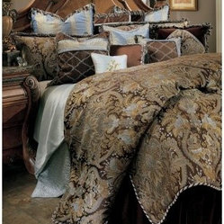 Michael Amini Portofino Bedding Set