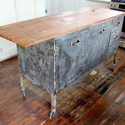 Furniture and Kitchen Islands - Lemoyne Island.