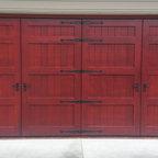 Bi-fold Carriage Doors - Portland, OR -