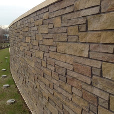 Contemporary Landscaping Stones And Pavers by Liz Billies  - Consolidated Brick