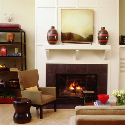 Traditional  by Lucy Interior Design