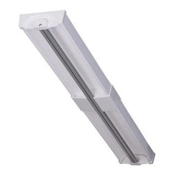 Cree - Cree 40 in. LED Surface Linear Fixture RL40-40L-35K - Shop for Lighting & Fans at The Home Depot. The Cree 40-in. LED Surface Linear luminaire delivers up to 4000 lumens of high-quality, low-brightness light. The versatile, compact design of this fixture uses indirect-view LEDs combined with the Cree proprietary Micro Mixing technology to deliver exceptional illumination performance and cost-effective lighting. Easy installation saves time and is literally a snap. Ideal for use in kitchens, closets, basements, laundry rooms, garages and work bench areas.