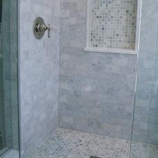 Traditional Bathroom by Ballard + Mensua Architecture