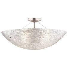 Contemporary Flush-mount Ceiling Lighting by Lightology