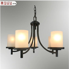 Traditional Chandeliers by bathandbedgoods