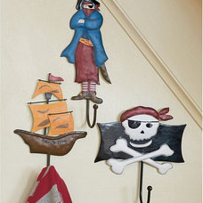 Contemporary Wall Hooks by The Company Store