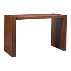 Greenington - Juniper Tall Console Table - Simple and solid, tall and refined, this table adds elegance to any entryway (or living room … or dining room). With clean lines and sturdy bamboo construction, it's both endlessly versatile and always in style.