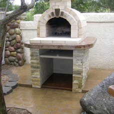 Modern  by BrickWood Ovens