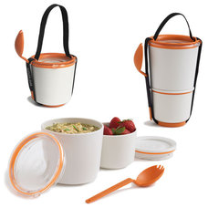 Contemporary Lunch Boxes And Totes by A+R