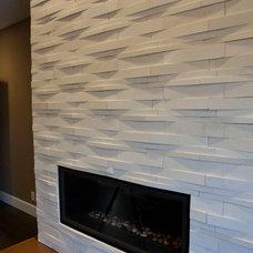 Modern Bedroom Master Suite Rennovation