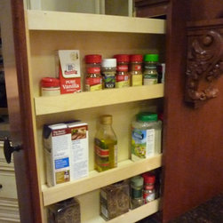 Hardware Resources - Pullout spice rack