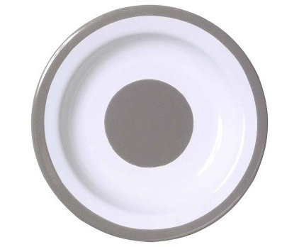 Contemporary Dinner Plates by cachette