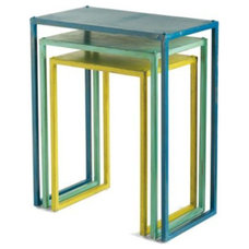 modern side tables and accent tables by Grandin Road