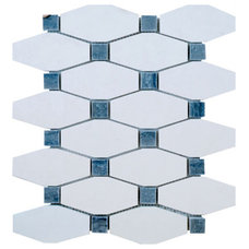 Contemporary Tile by AKDO