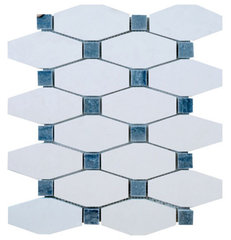 contemporary bathroom tile by akdo.com
