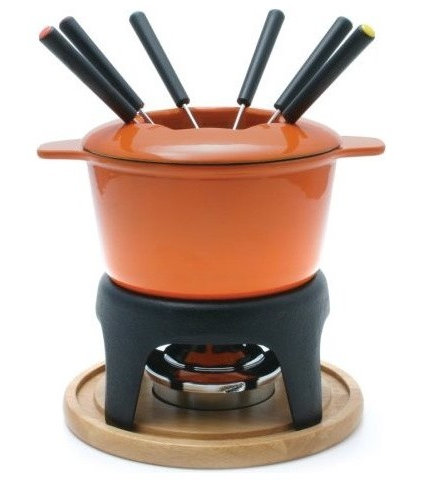 Contemporary Fondue And Raclette Sets by Amazon