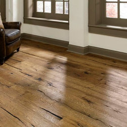 Castle Combe Flooring - Castle Combe Chippenham Oil Finished Hardwood Flooring