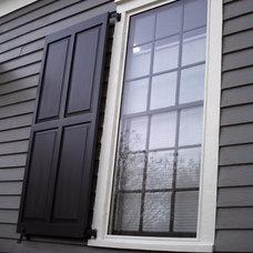 Traditional Windows by T.D. Becker & Associates, Inc