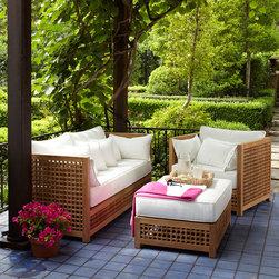 """Moroccan"" Outdoor Furniture -"