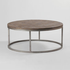 Transitional Coffee Tables by GABBY