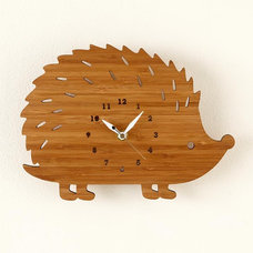 Eclectic Clocks by The Land of Nod