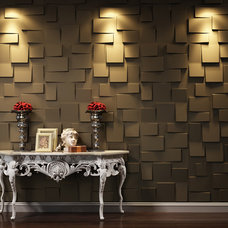 Contemporary Wall Panels by 3D Wall Panels,Canada
