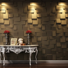 contemporary wallpaper by 3D Wall Panels,Canada