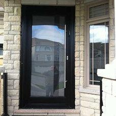 Modern Front Doors by Modern Doors