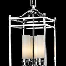 Z-Lite - Z-Lite 180-3 Altadore 3 Light Pendant in Chrome - This 3 light Pendant from the Altadore collection by Z-Lite will enhance your home with a perfect mix of form and function. The features include a Chrome finish applied by experts. This item qualifies for free shipping!