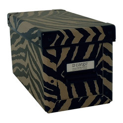 Cargo Safari CD Box