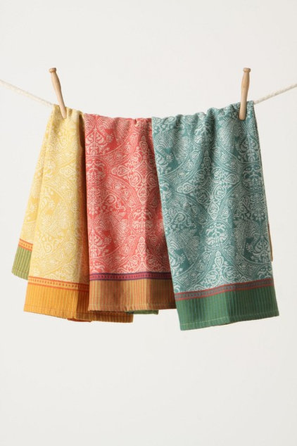 Contemporary Dish Towels by Anthropologie