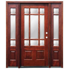 Contemporary Windows And Doors by Home Depot