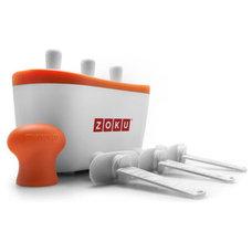Modern Popsicle Molds by Zoku