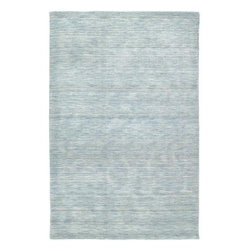 Kaleen - Area Rug: Renaissance Azure 3' x 5' - Shop for Flooring at The Home Depot. Renaissance is a truly unique, high fashion monochromatic collection. This offers a Tibetan look along with a tradition soft back but at a non-traditional price. Regale is hand loomed in India of only the finest 100% virgin seasonal wool for years of elegant durability.