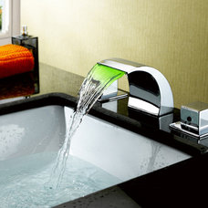 Modern Bathroom Faucets by HomeThangs