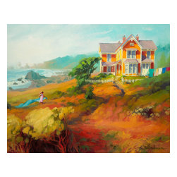 Steve Henderson Fine Art - Wild Child Artwork -- Original Oil Painting - Original oil painting on canvas. 24 inches high by 30 inches wide, deep gallery wrapped and ready to hang without a frame. This is the original oil painting of a licensed work.