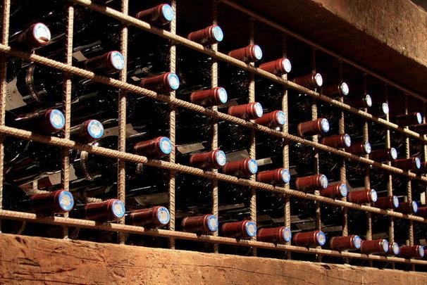 Contemporary Wine Cellar by Stephen Walton